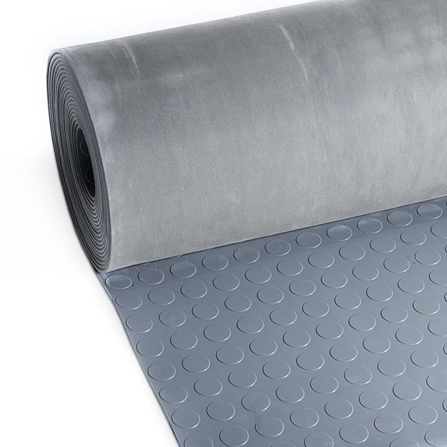 noppenmatte grau 3 mm kofferraummatte antirutschmatte. Black Bedroom Furniture Sets. Home Design Ideas